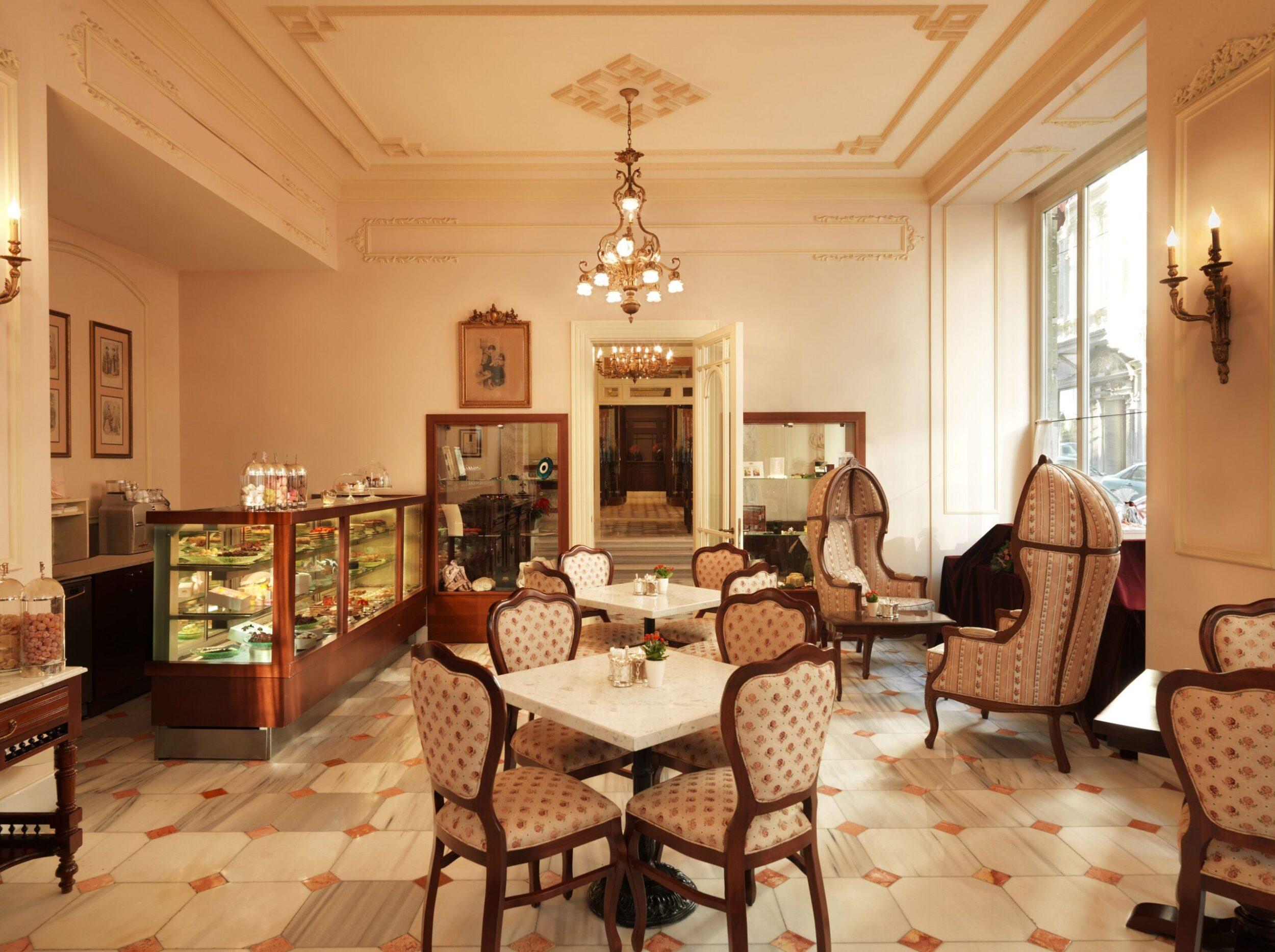 Фото ресторана в Pera Palace
