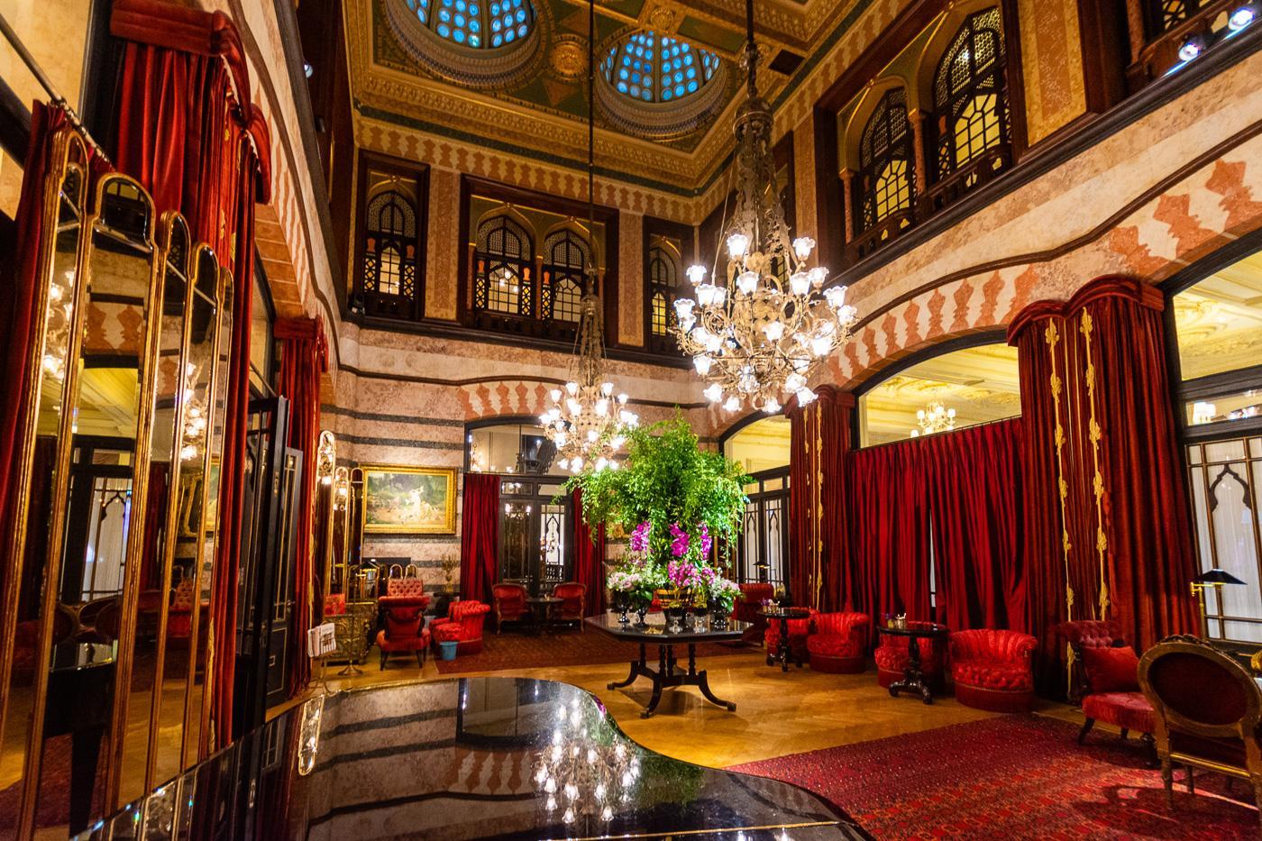 Фото Pera Palace