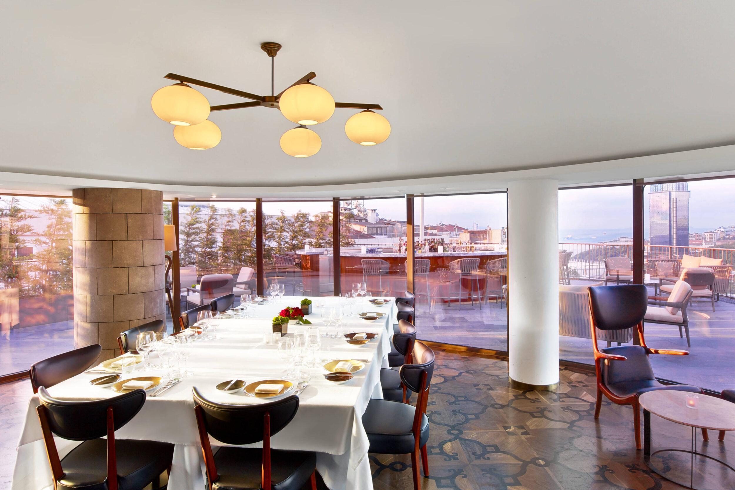 Фото ресторана в St. Regis Istanbul