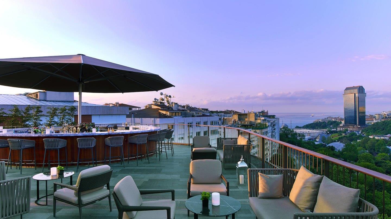 Фото отеля St. Regis Istanbul