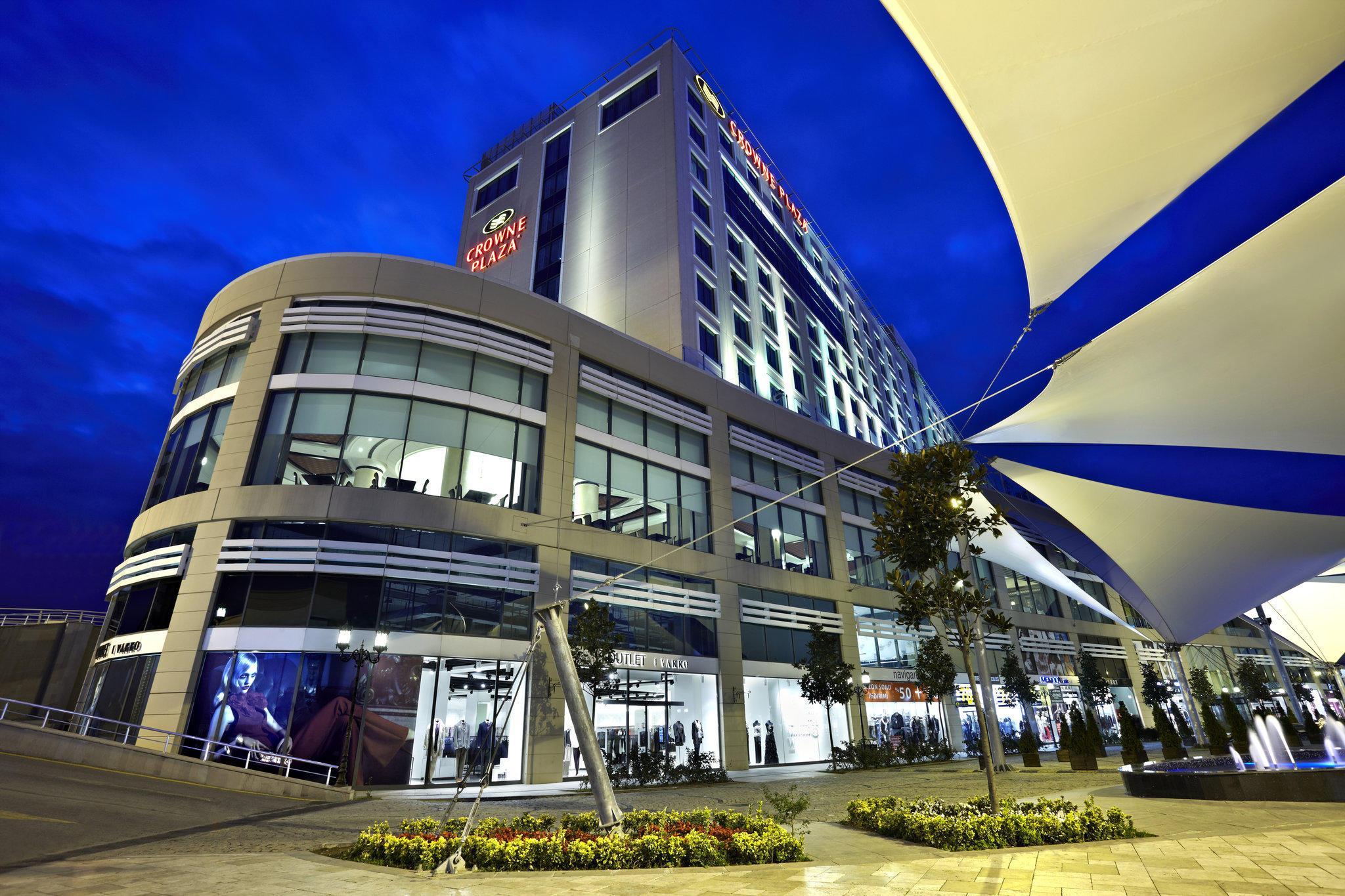 Фото отеля Crown Plaza